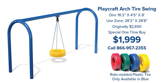 playcraft tire swing image